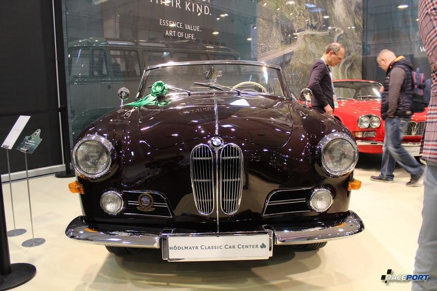 BMW 3200 S V8 Super 1960