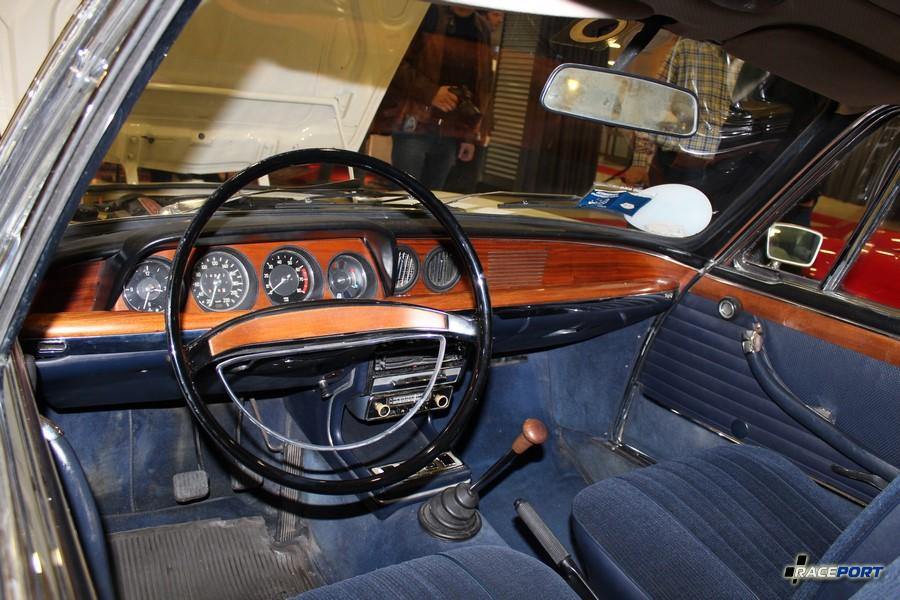 Салон BMW 2000CS