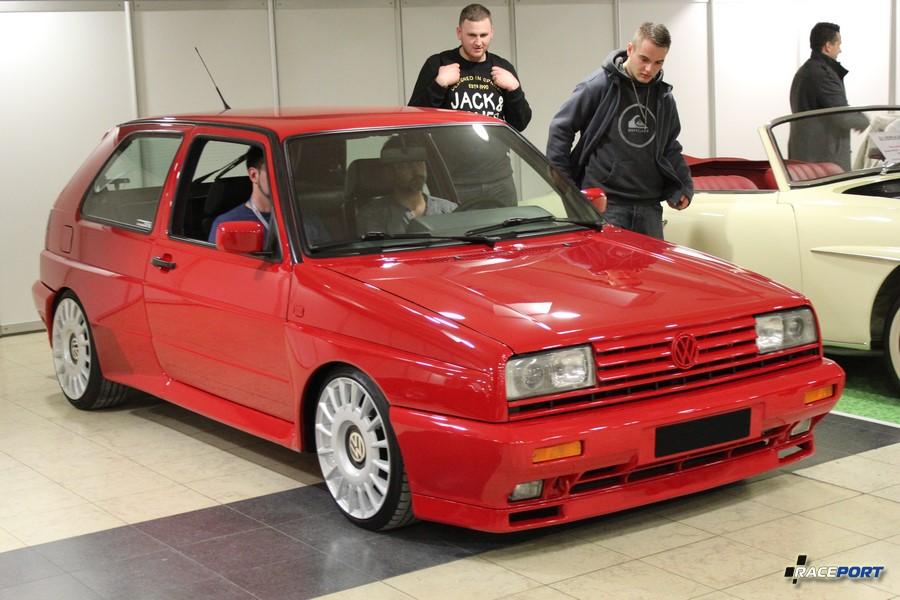 VW Golf Wide body