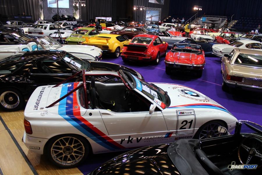 BMW Z1 Roadster Race