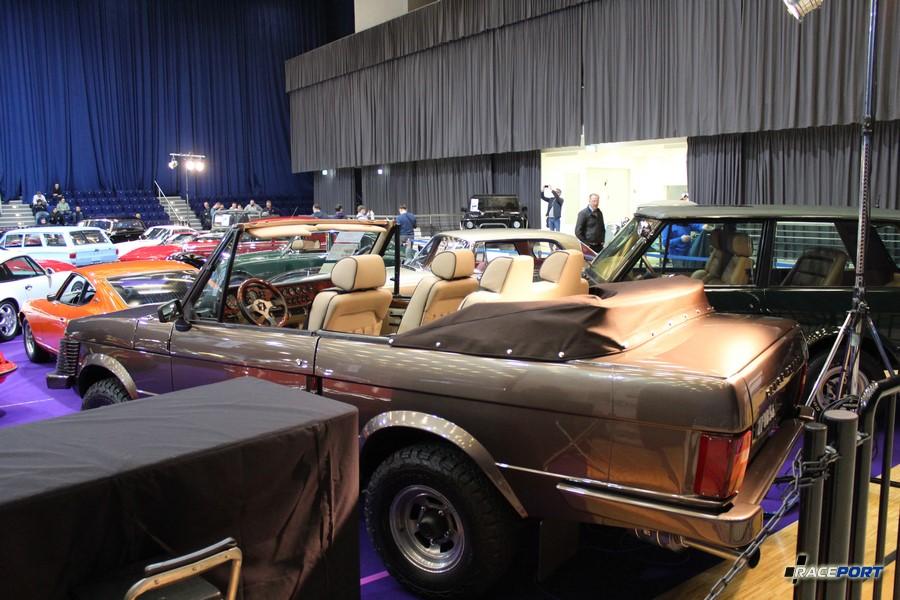 Range Rover Совсем не любитель марки Лэнд Ровер, особенно тех лет, но вот эти два автомобили сделаны настолько со вкусом, что понравились всей нашей компании.