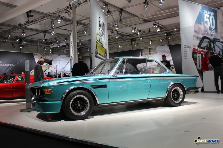 Городской вариант BMW E9 3.0 CSL