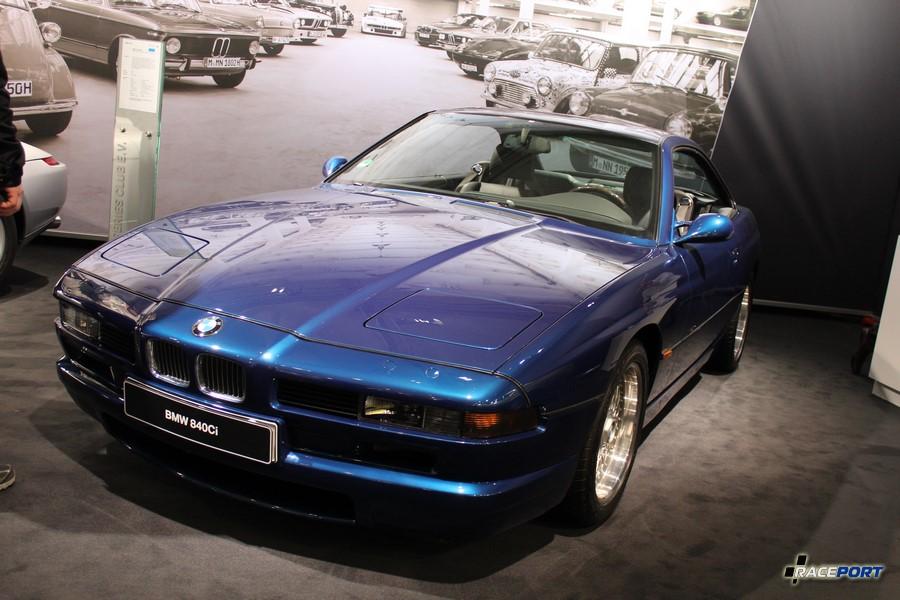 BMW 840Ci (E31) 286 л. с., 1780 кг
