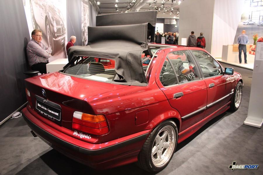 BMW E36 Baur Top Cabriolet TC4. Цена в 1992 г. 59 581 DM (1300 кг)