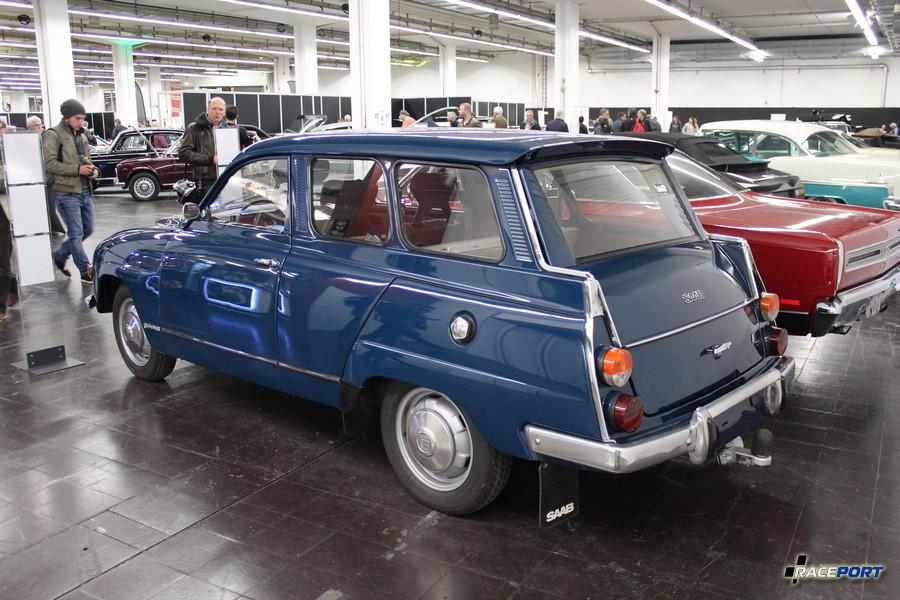 Saab 95 V4 Kombi 16 900 Euro