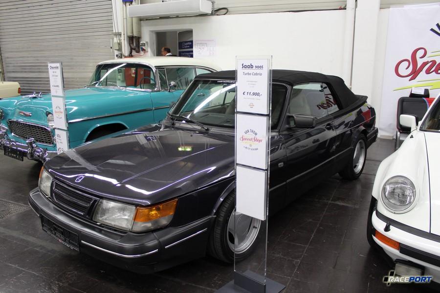 1993 Saab 900 S Turbo Cabrio 11 900 Euro