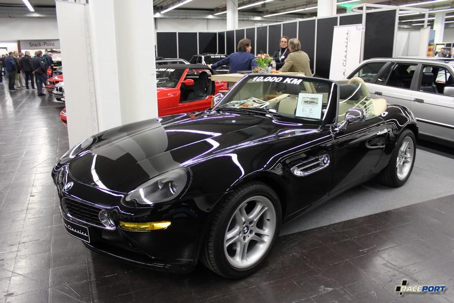 2002 BMW Z8 Roadster E52; 10 000 km; 294 950 Euro