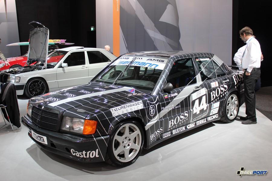 Mercedes-Benz W201 Racing version