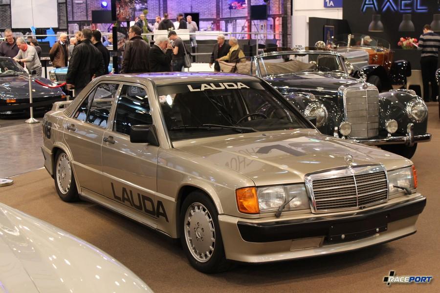 Mercedes-Benz 190 (W201) Lauda