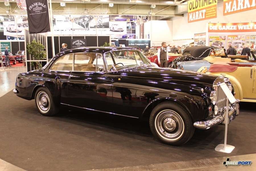 1961 г. в. Bentley S2 Continental. 325 000 Euro