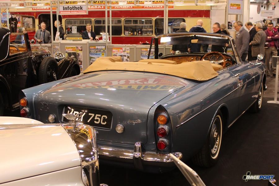 1965 г. в. Rolls Royce Silver Cloud III Drouphead Coupe by Mulliner/Park Ward. 275 000 Euro