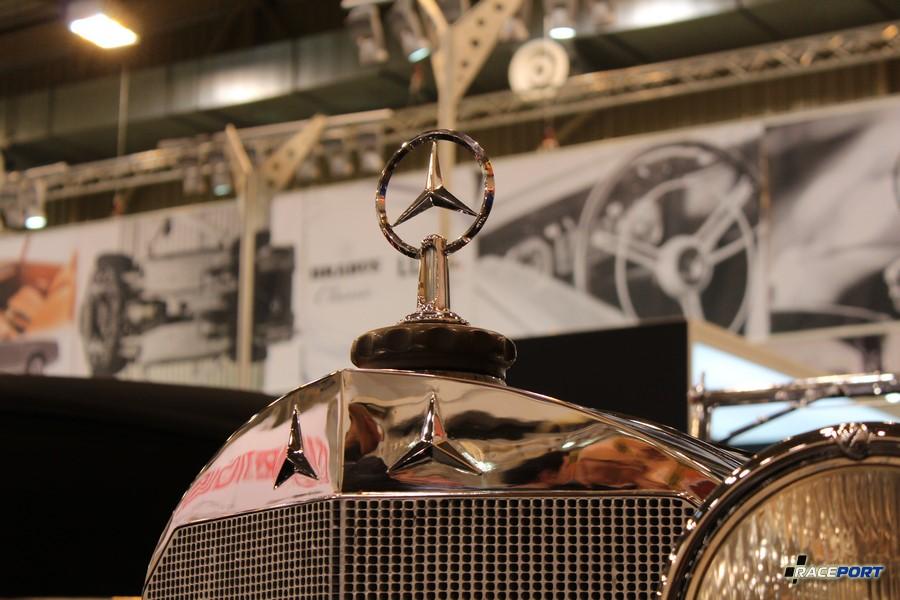 Mercedes-Benz Touren Wagen 680S 1928 г. в.