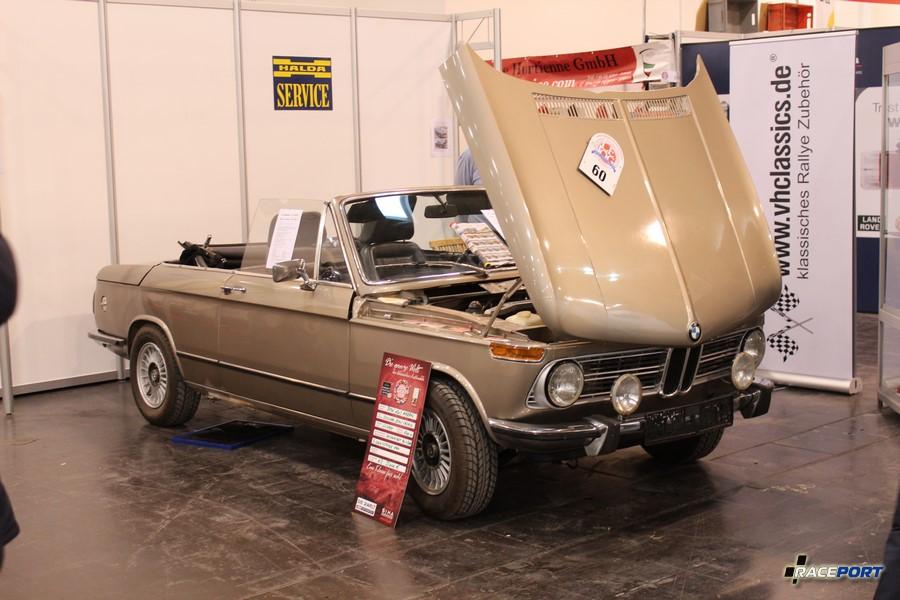 BMW 1600 Cabrio 1969 г.в. 33 000 Euro