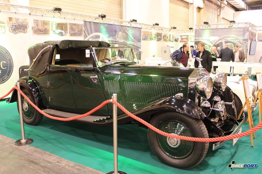 1934 г. в. Rolls Royce Typ 20/25