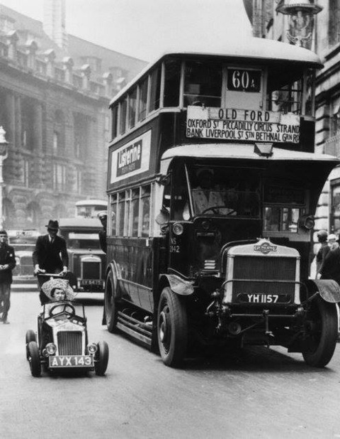 Лондон, 1928 год
