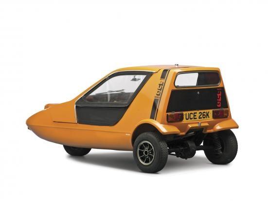 Bond Bug 700E, 1972