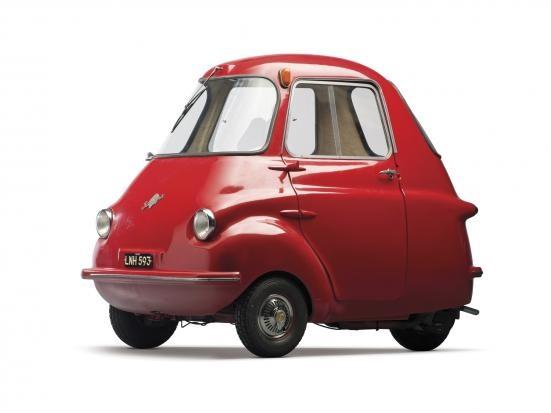 Scootacar Mk I, 1959