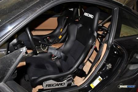 Установка ковшей на Porsche 911 Turbo