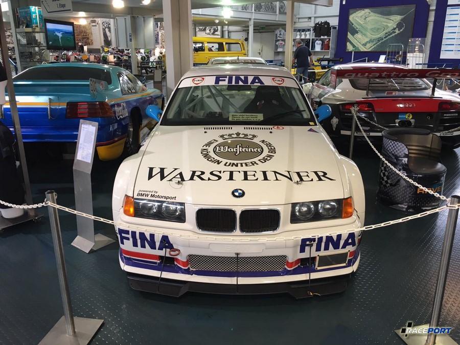 E36 BMW Motorsport