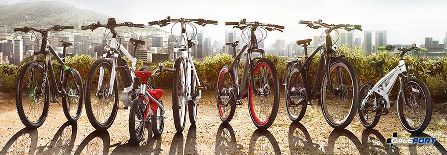Велосипед БМВ фото на сайте Рейспорт.