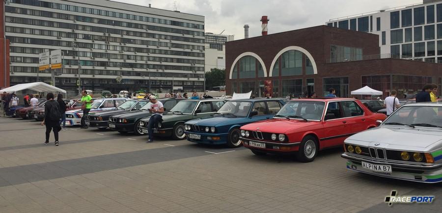 Было приятно увидеть большое количество баварцев