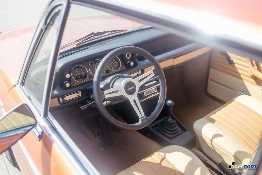 2002 interior