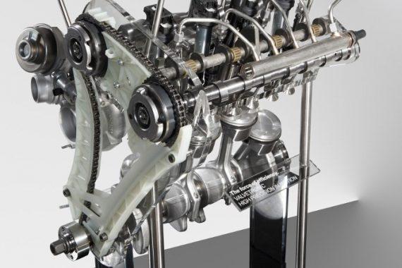 Замена цепи в двигателе BMW N20
