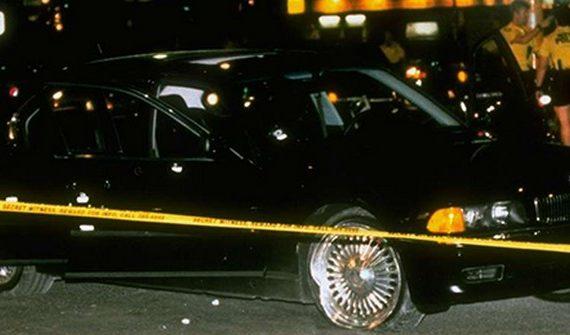 BMW в которой убили рэпера 2pac продают за 1 500 000 $