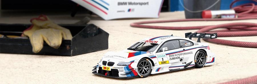 bmw miniature DTM