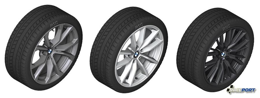 bmw style wheels g20