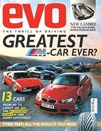 evo magazine 2007