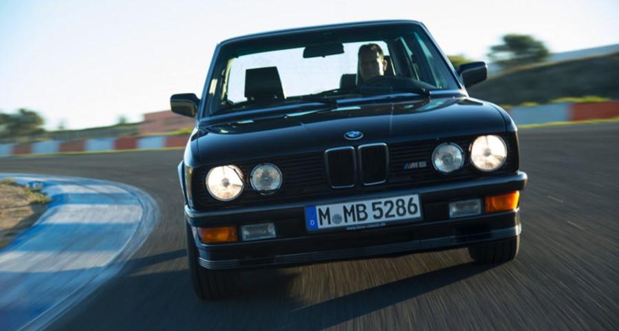 Greatest BMW M5 E28