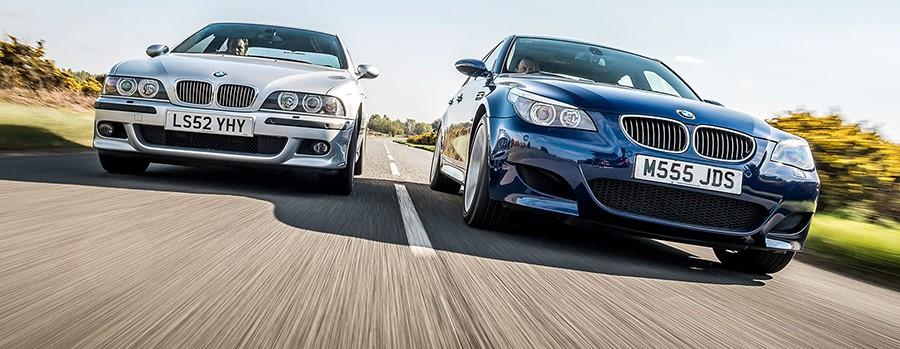 Greatest BMW M5 E39 V8 S62B50