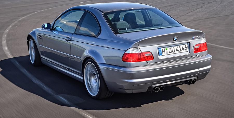 Greatest BMW M3 CSL
