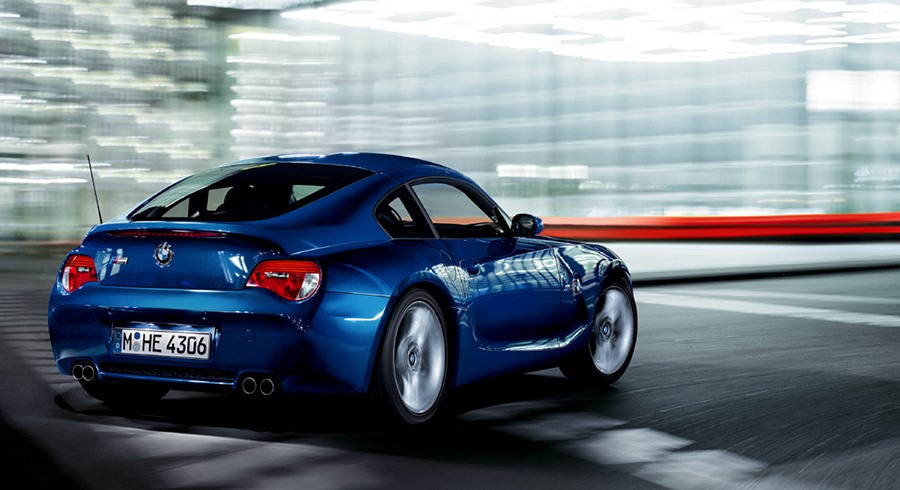 Greatest BMW Z4 M Coupe