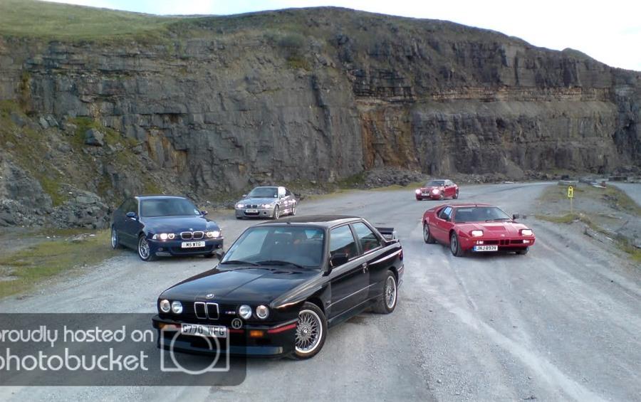 More BMW M car