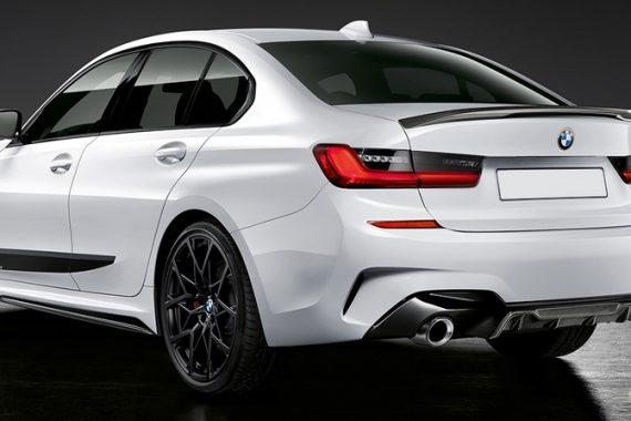 Дооснащение BMW 3 серии G20