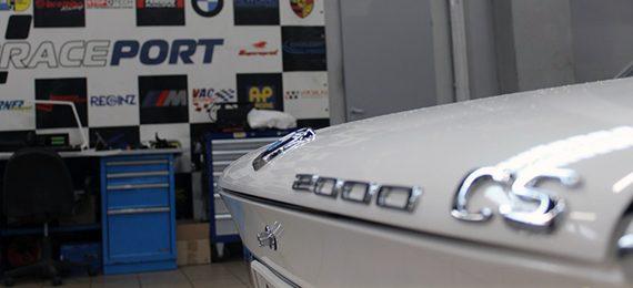 BMW 2000CS в Рейспорт