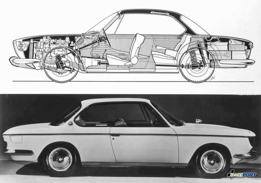 BMW E120 2000cs