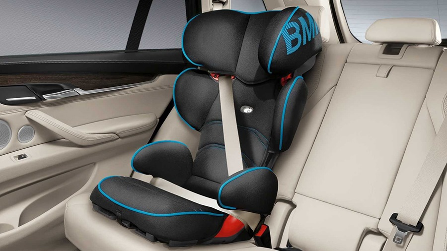 bmw baby seat junior