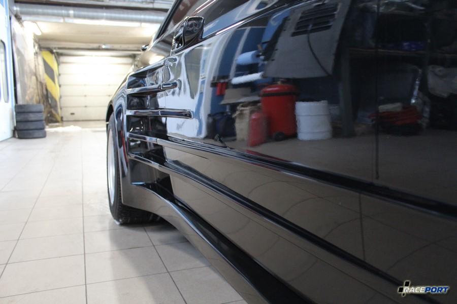 mercedes benz w126 wide body