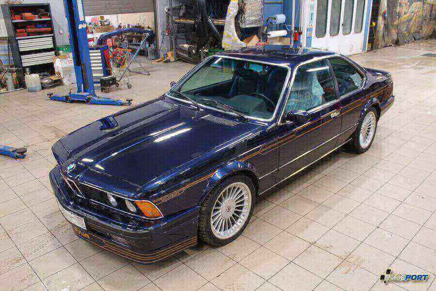 raceport bmw e24 635csi