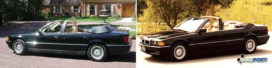 BMW E38 Cabrio NCE