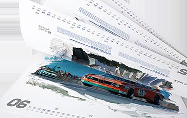 Календарь RACEPORT 2018