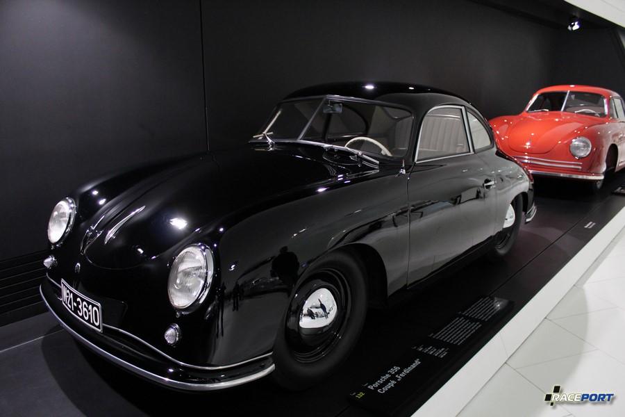"Порше 356 Coupe ""Ferdinand"" 1950 г. в."