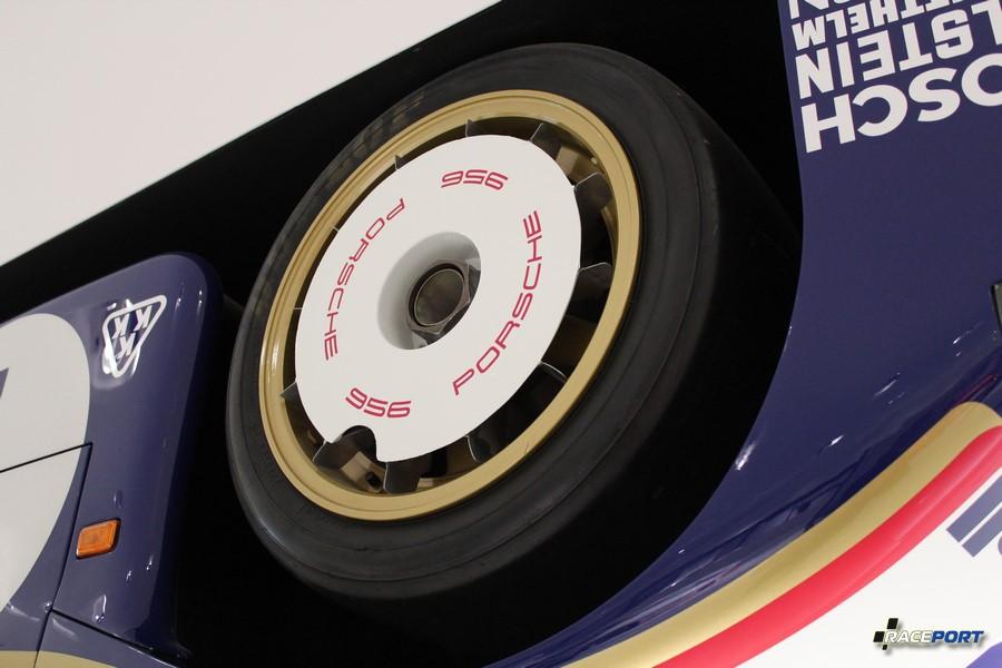 Porsche BBS wheel