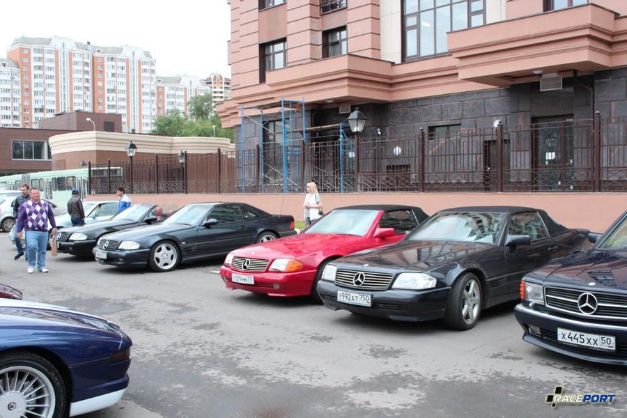 Mercedes Benz W129