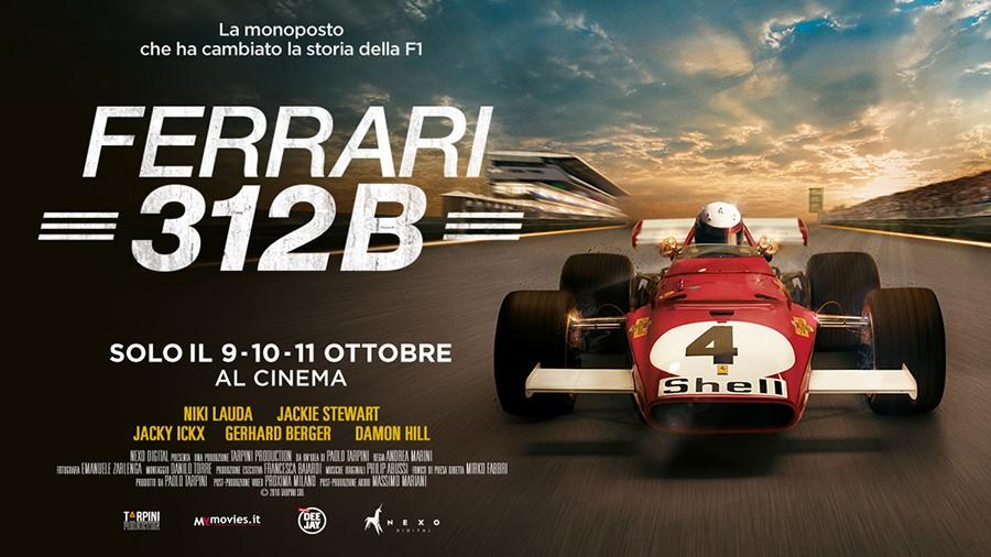 Фильм о легендарной модели в гонках Ф1, перевернувший мир автоспорта
