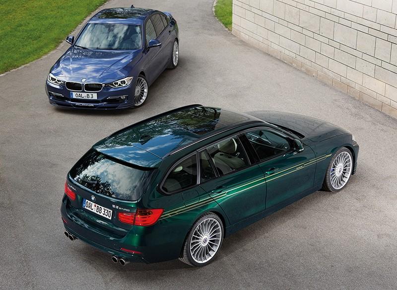 Alpina B3 седан и туринг - F поколения