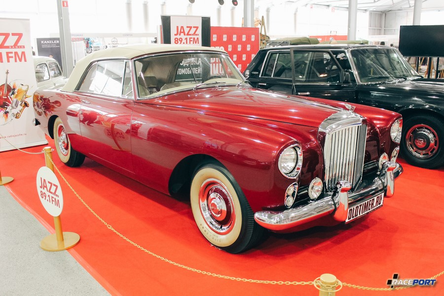 Bentley S2 Convertible 1962